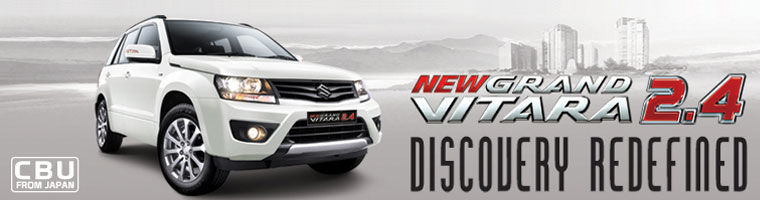 Download Brosur New Grand Vitara