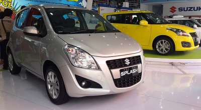 Paket Kredit Suzuki Splash Terbaru September 2014