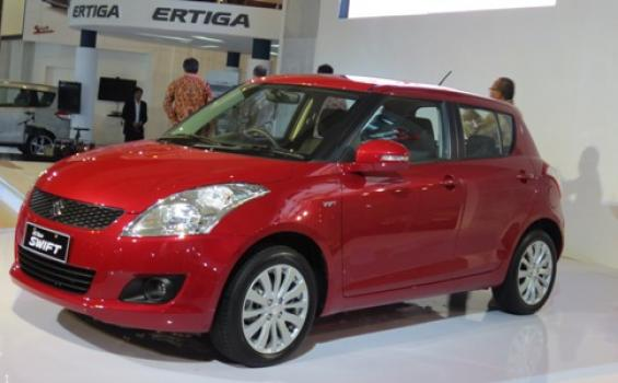Paket Kredit Suzuki Swift