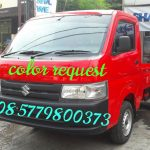 Promo New Carry Pickup Akhir Tahun 2020